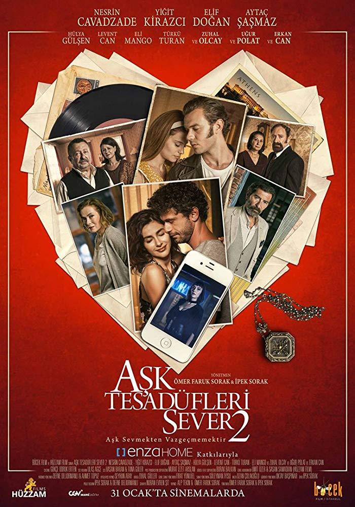 Aşk Tesadüfleri Sever 2 (2019)