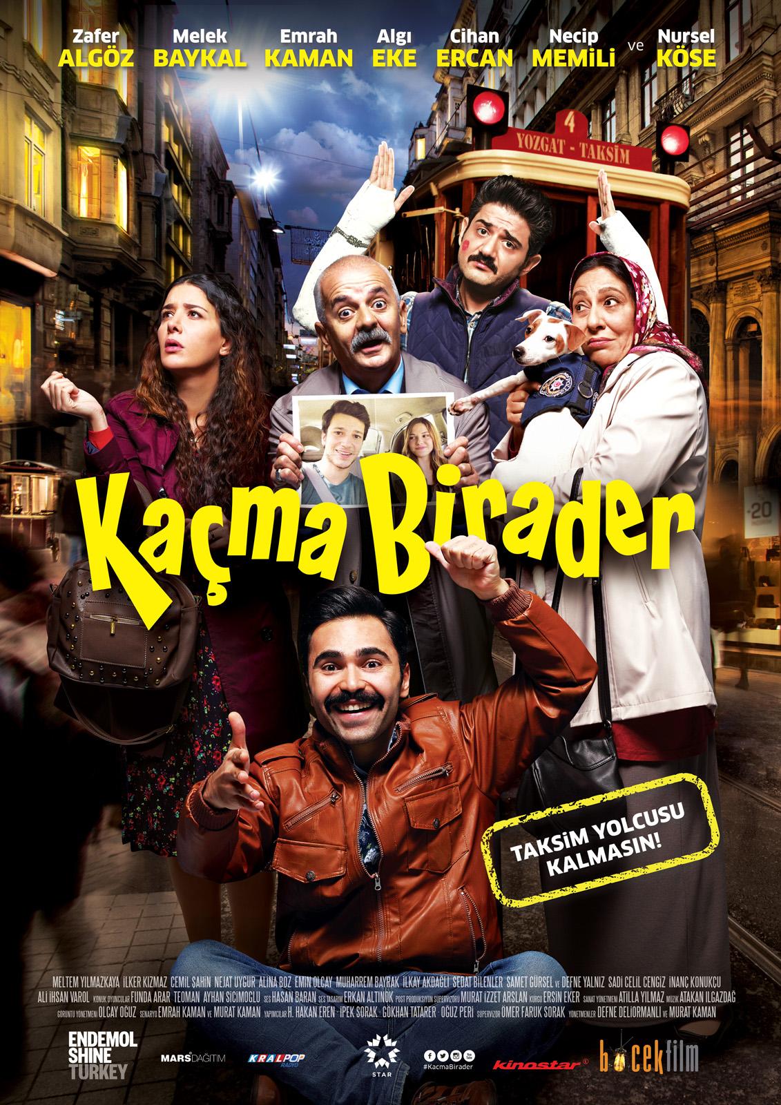 Kaçma Birader (2016)